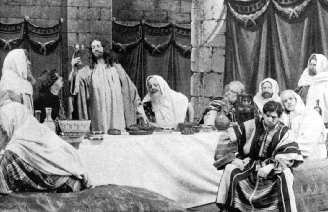 La Naissance, la vie et la mort du Christ © DR Coll. Christophe L